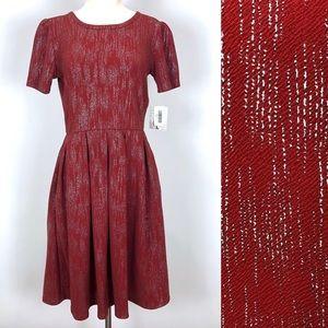 NEW LuLaRoe Amelia Fit and Flare Dress